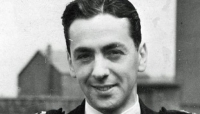 Capt Eric Brown, RN, MBE, OBE and CBE, Courtesy British War Museum