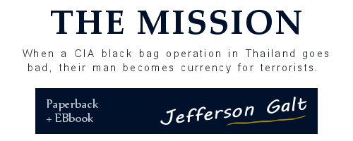 Jefferson Galt The Mission Promo