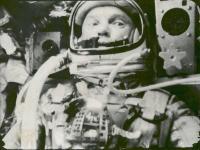 John Glenn Pic courtesy NASA